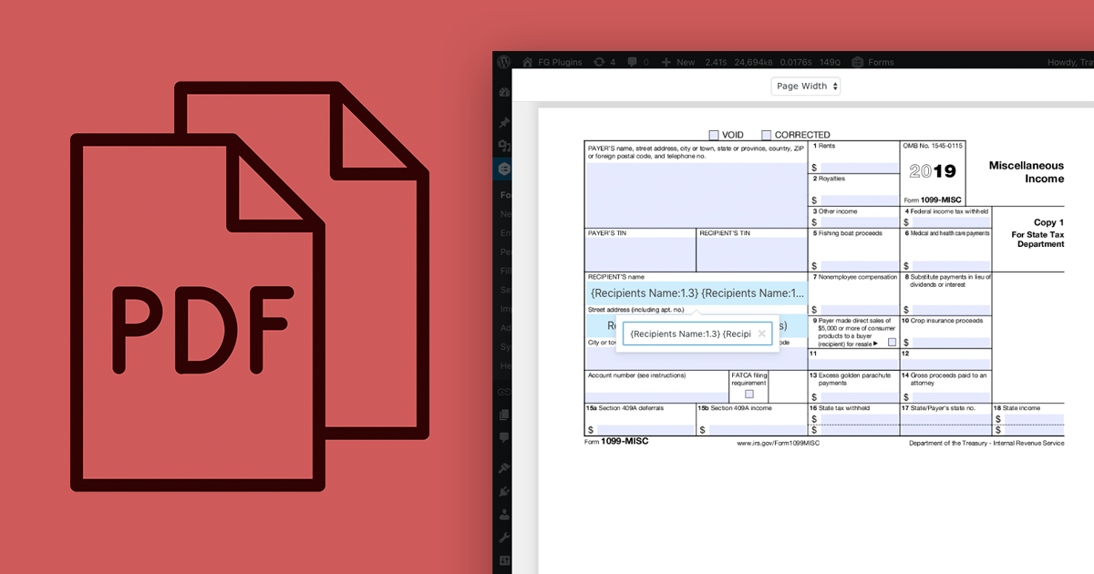 How To Generate Pdfs With Gravity Forms Forgravity